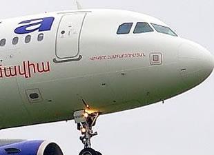 Erivan - Erbil uçak seferleri başlıyor
