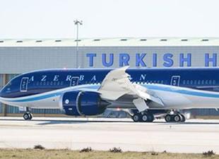 Azerbaycan Havayolları 787 ile İSG'ye uçtu