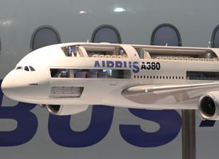 THY A380 alsa hangi 7 uçuş noktasına uçar?