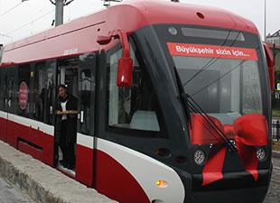 Samsun Tekkeköy'e tramvay geliyor