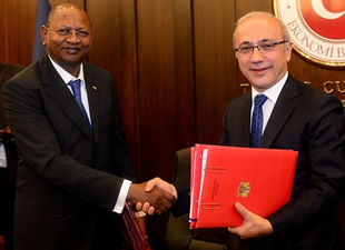 Türkiye-Çad Ticaret'inde hedef 50 milyon dolar