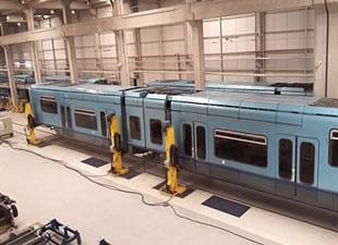Gaziantepin Fransadan aldığı ikinci el tramvaylar sefere hazırlanıyor