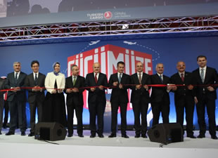 Türkiye'nin en büyük hava kargo terminali açıldı