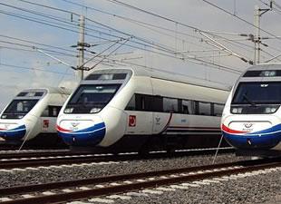 İşte Davutoğlu'nun hızlı tren müjdesi verdiği iller