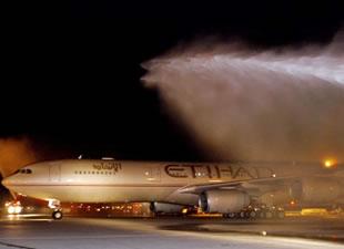 Etihad Havayolları 2015'in en iyisi seçildi