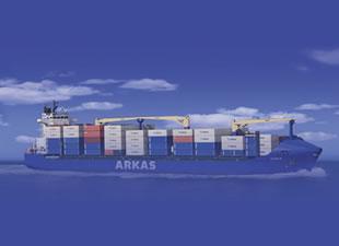 Arkas'ın konteyner hacmi yüzde 30 arttı