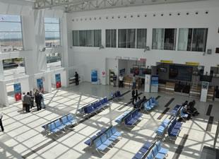 Iğdır Havalimanı'na ilk uçak haziran'da inecek