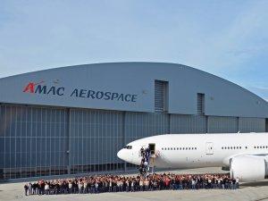 Amac Aerospace Turkey bakım yetkilerini genişletiyor