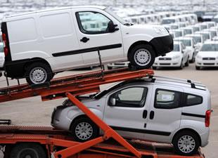 Otomotiv ihracatında AB'nin pazar payı arttı