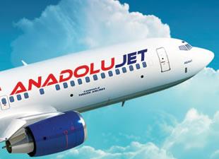 AnadoluJet'ten bahar kampanyası