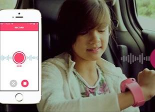 Çocuklar için iPhone uyumlu akıllı saat üretilecek