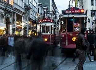 İstanbul'a geçen ay 691 bin turist geldi