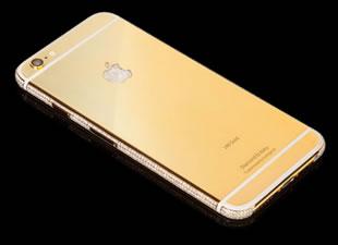 Altından iPhone 6, 3.5 milyon dolara alıcı arıyor