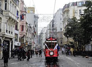 Nostaljik tramvay 101 yaşında