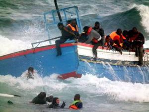Akdeniz'de teknesi battı: 200'den fazla ölü var