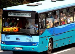 Özel halk otobüsçüleri yarın eylemde