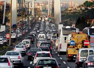 1 milyon yeni araç trafiğe çıktı!