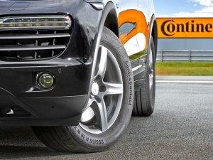 Continental'den elektrikli otomobiller için lastik