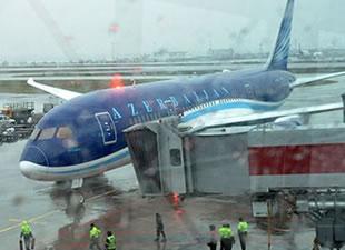 Azerbaycan'ın rüya uçağı AHL'de