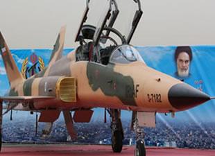 İran savaş uçağı Saika-2'yi tanıttı