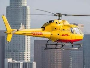 Vakit nakit dedi helikopterle teslimat yapmaya başladı