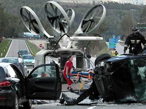 Gelecekte Hayatımızı Drone Ambulanslar Kurtaracak