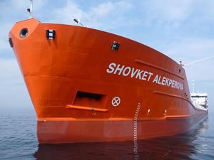 M/T SHOVKET ALEKPEROVA, 18 milyon dolara BMZ Group Denizcilik Şirketi'ne satıldı