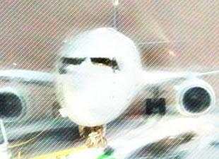 Kar yağışı Samsun Hava Trafiğini durdurdu