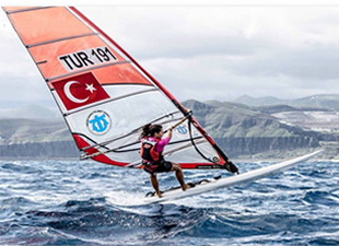 Rüzgarın Kızı Dilara Uralp, Rio'ya yelken açıyor