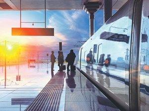 EurasiaRail'de demiryolunun geleceği masaya yatırılacak