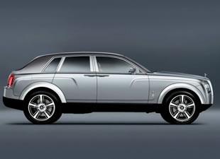 Rolls-Royce'tan SUV atağı!
