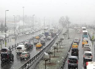 Kar trafiğinin bir günlük faturası: 186 milyon TL