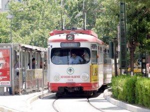 Konya'nın Beyşehir ilçesine tramvay