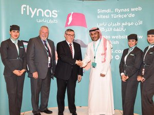 Flynas Türkiye'ye yatırım yapmaya devam ediyor
