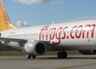 Pegasus Asia, Delhi'ye ilk uçuşunu gerçekleştirdi