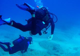 Akdeniz'de ''bin yıllık batık hazine'' bulundu
