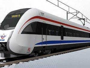 Milli trenin vagonları TÜVASAŞ'a emanet