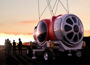 Uzay balonu ikinci denemede başarılı oldu