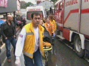 Sarıyer'de kaza: 2 ölü 8 yaralı