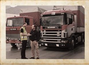 Scania'dan eski dostlara avantaj