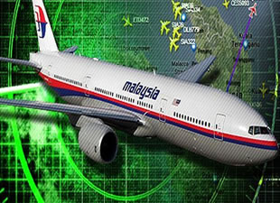 MH370 uçağı rotasını Antarktika'ya çevirdi