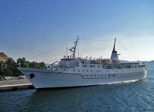 Kırım -Türkiye gemi seferleri Nisan'da başlayacak