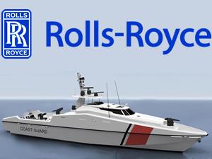 Ares Hercules devriye botlarının motorlarını, Rolls-Royce temin edecek