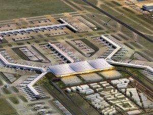 3'üncü havalimanı 2017'de hazır