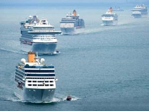 Çanakkale'ye 14 kruvaziyer gemisiyle, 14 bin turist geliyor!