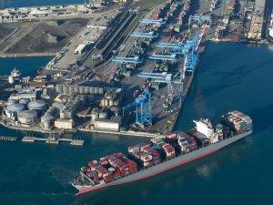 Derince Limanı'nda devir sözleşmesi imzalandı