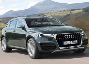 Audi Q7 kilo verecek