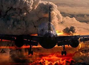 Meksika'da yanardağı uçak seferlerini aksattı
