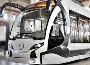 Bursa'nın tramvayı Bursa'da üretilecek