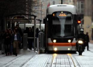 Estram bir yılda Polonya nüfusu kadar yolcu taşıdı
